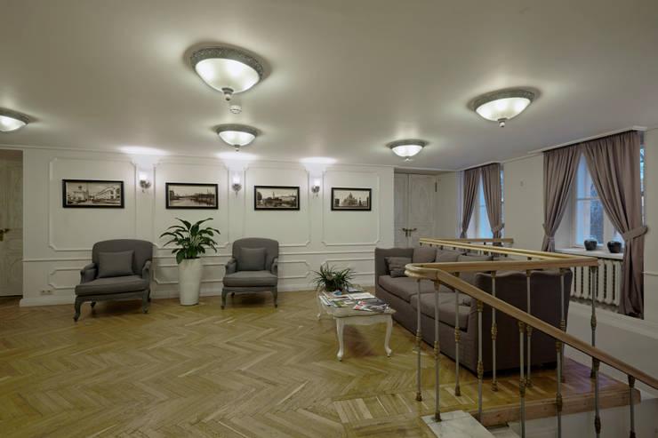 Офис на Таганке.: Офисные помещения в . Автор – ARKETYP