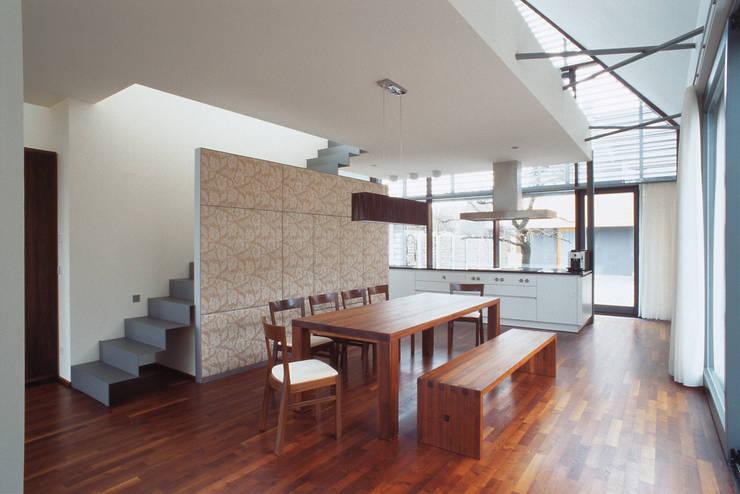 Küche: moderne Küche von Markus Gentner Architekten