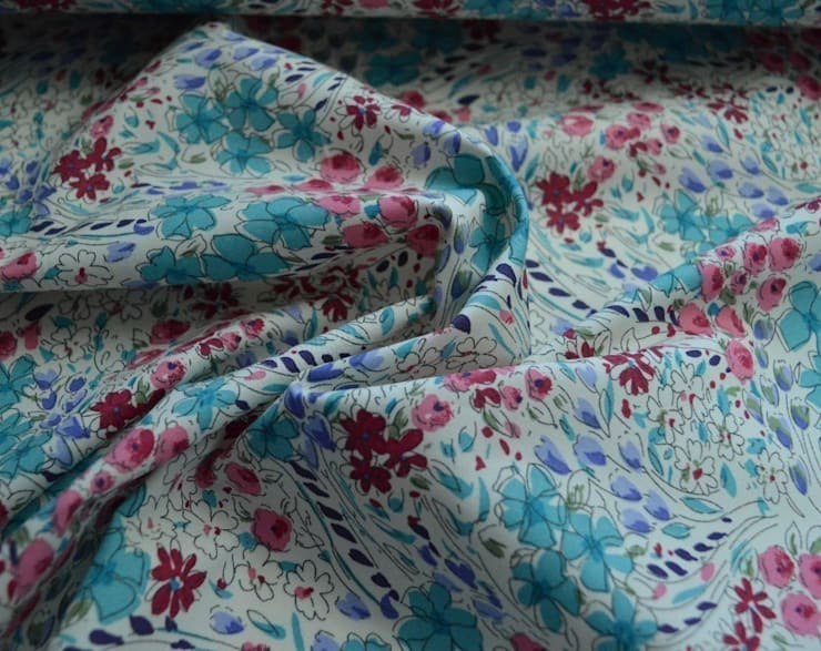 Pima Cotton Fabrics - Perfect for Spring.:  Household by Croft Mill