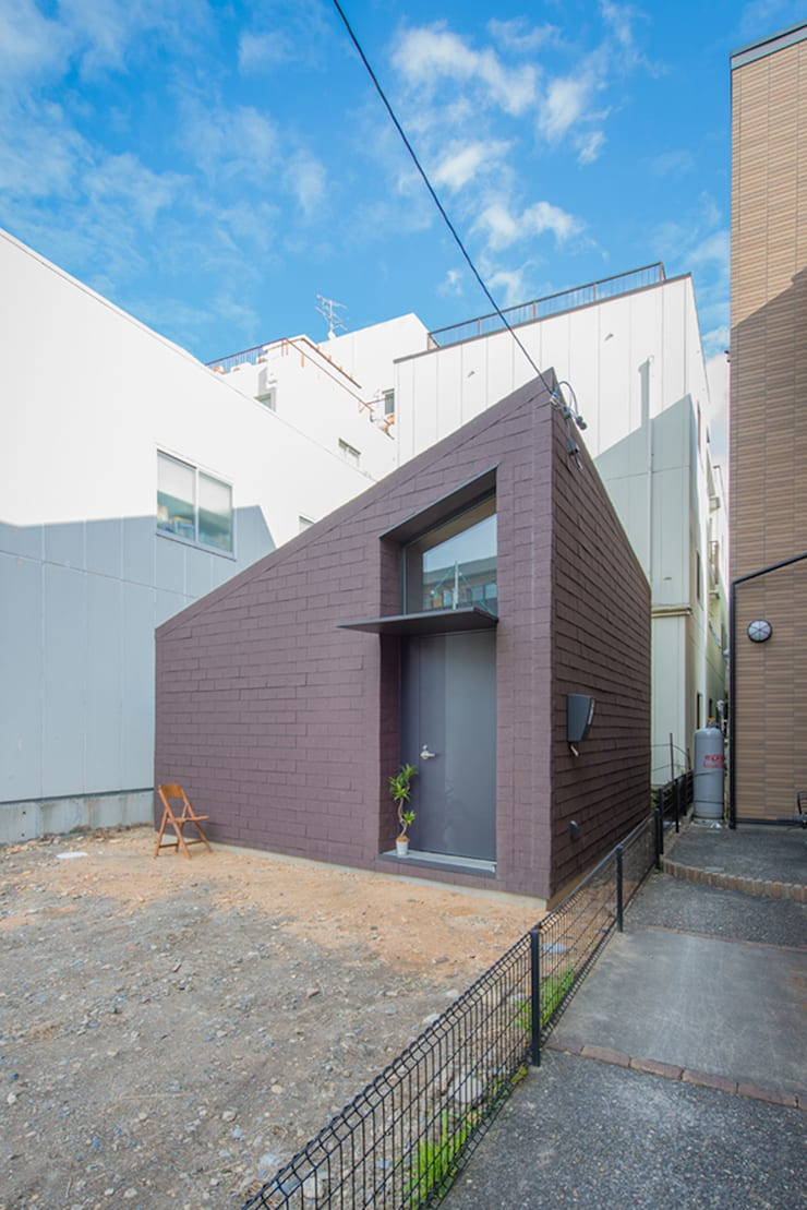 Houses by NI&Co. Architects 一級建築士事務所,