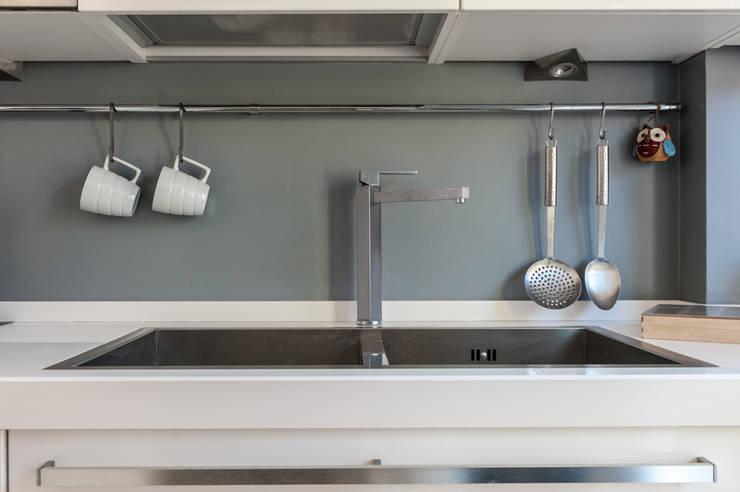 Cocinas de estilo  por zero6studio - Studio Associato di Architettura