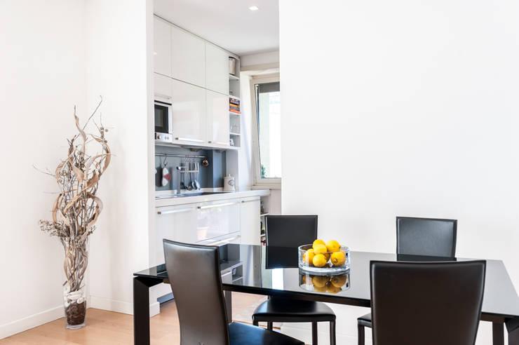 غرفة السفرة تنفيذ zero6studio - Studio Associato di Architettura