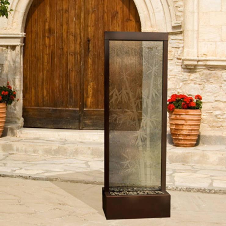 Damla Şelale – Su Perdesi:  tarz İç Dekorasyon