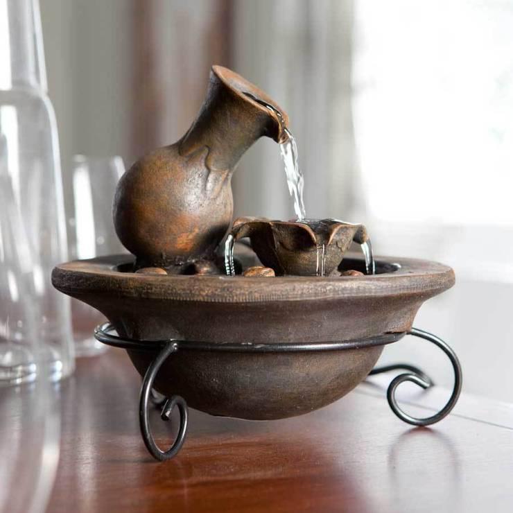 Damla Şelale – Masa Şelalesi:  tarz İç Dekorasyon