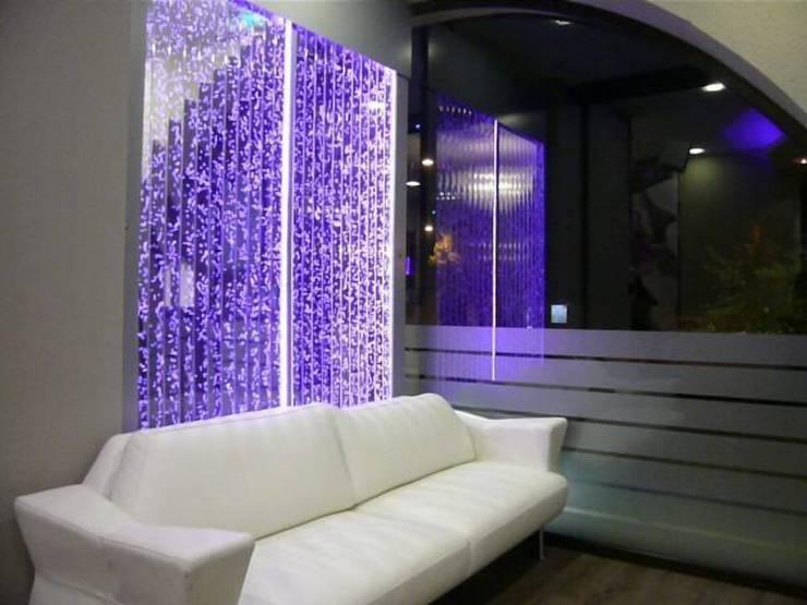 Paisajismo de interiores de estilo  por Damla Şelale
