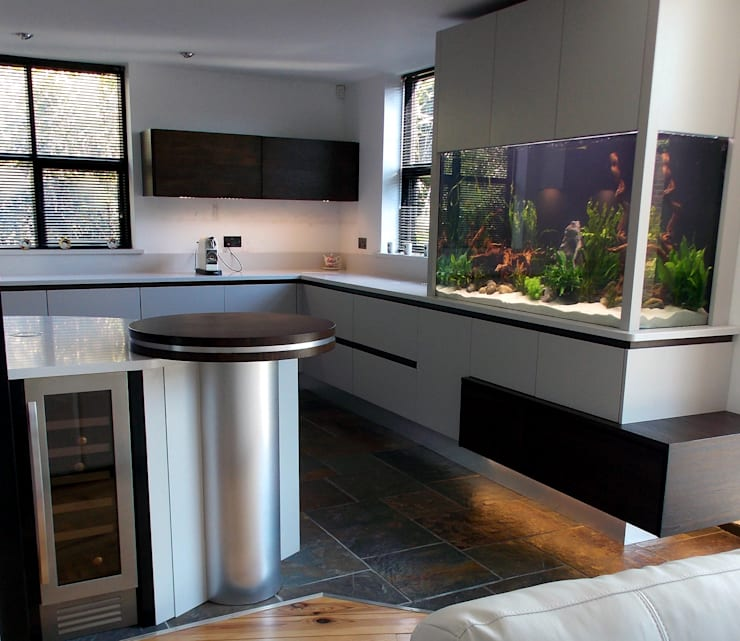 Project 2:   by Designer Kitchen by Morgan