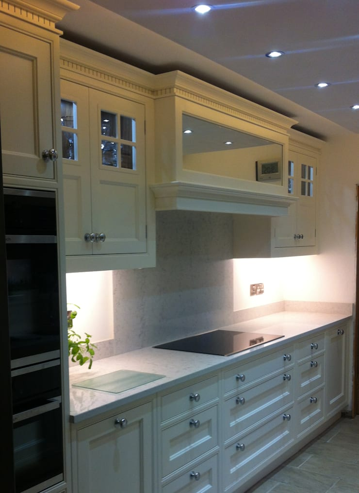 Project 5:   by Designer Kitchen by Morgan