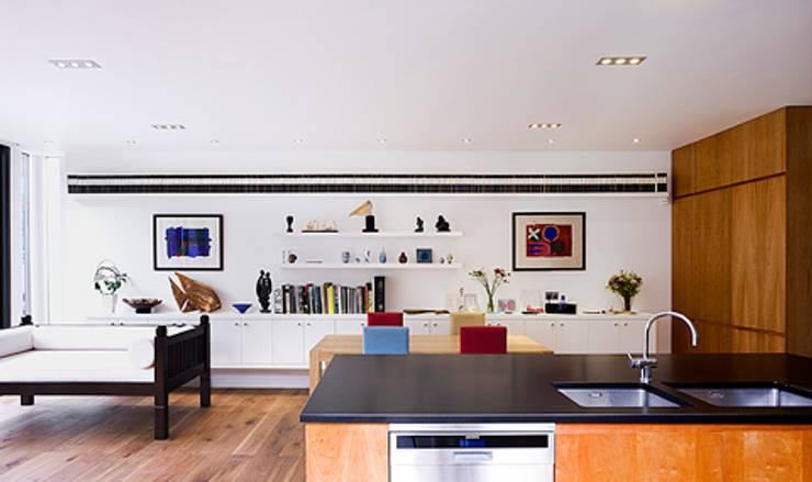 Milman Road - kitchen:  Kitchen by Syte Architects