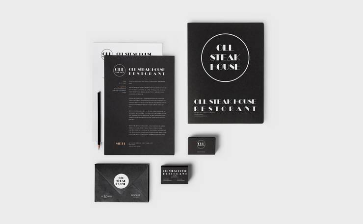 OLL.DESIGN – Kurumsal kimlik | Corporate identity:  tarz