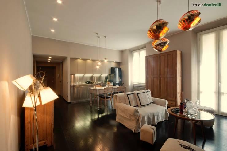 Salones de estilo  por studiodonizelli