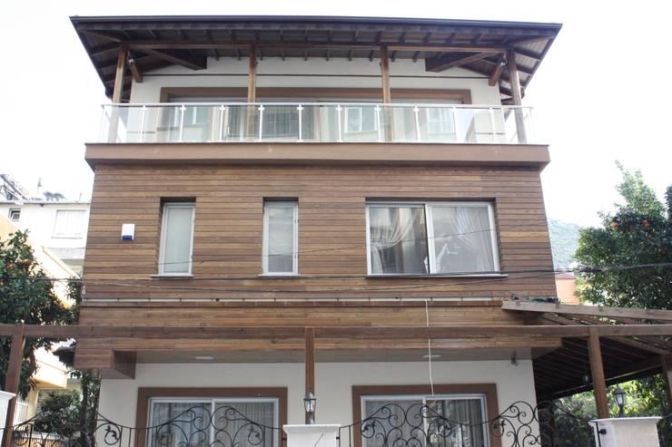 AYAYAPITASARIM – VİLLA-2: modern tarz Evler
