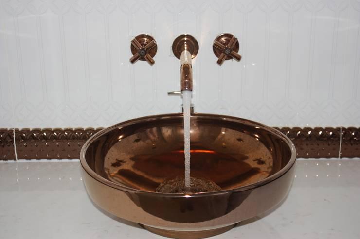 AYAYAPITASARIM – VİLLA-2:  tarz Banyo