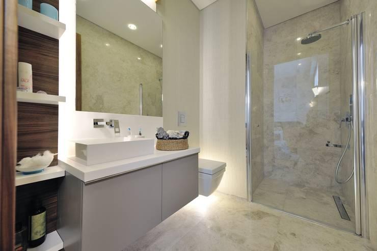 Baños de estilo  de Voltaj Tasarım, Moderno