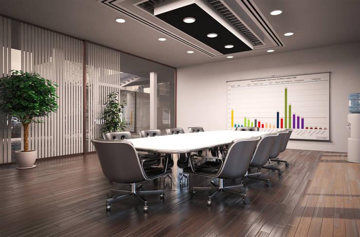Salas multimedia de estilo  por I-Render