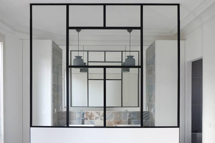 Bedroom by Yeme + Saunier, Modern