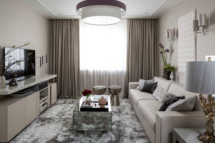 Barcelona Design:  tarz Oturma Odası