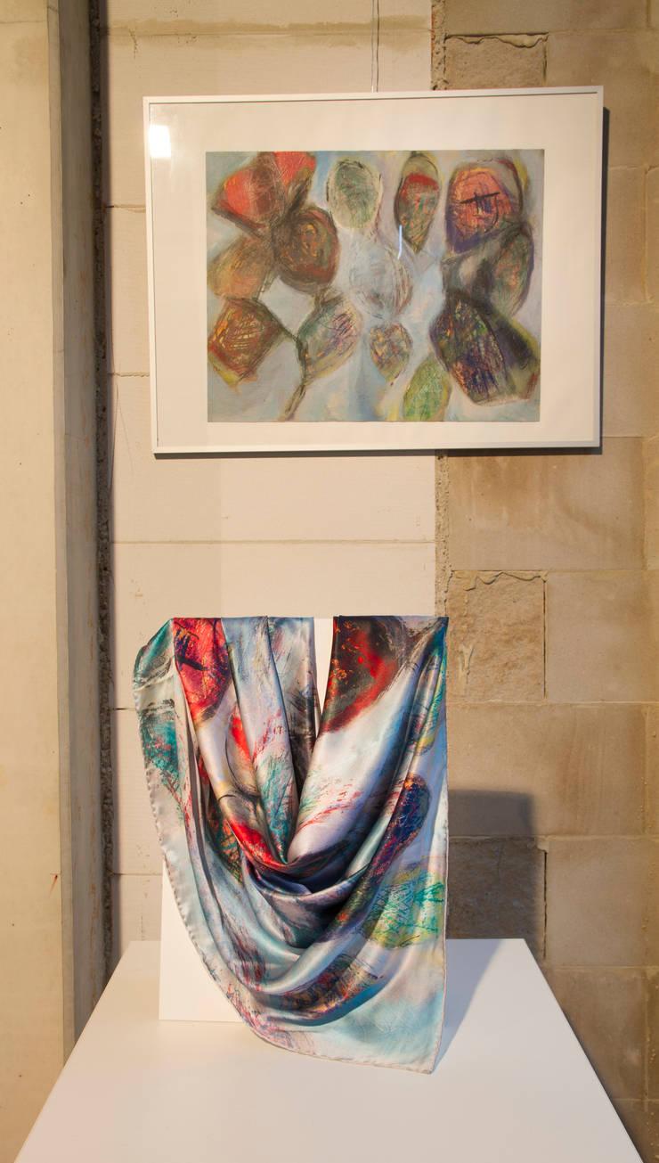 Showroom Anar Creations, winkelcentrum Terwijde Utrecht:  Kunst  door Anar Creations