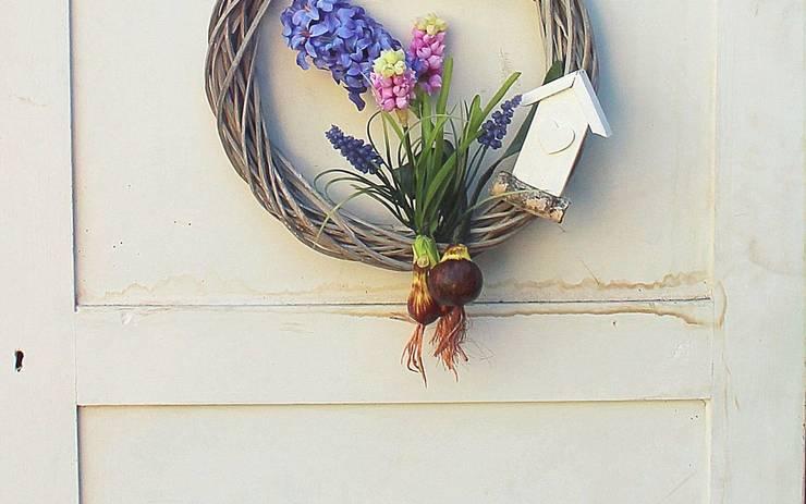 Wiosenne Cebulki: styl , w kategorii Sztuka zaprojektowany przez Zastygła Natura