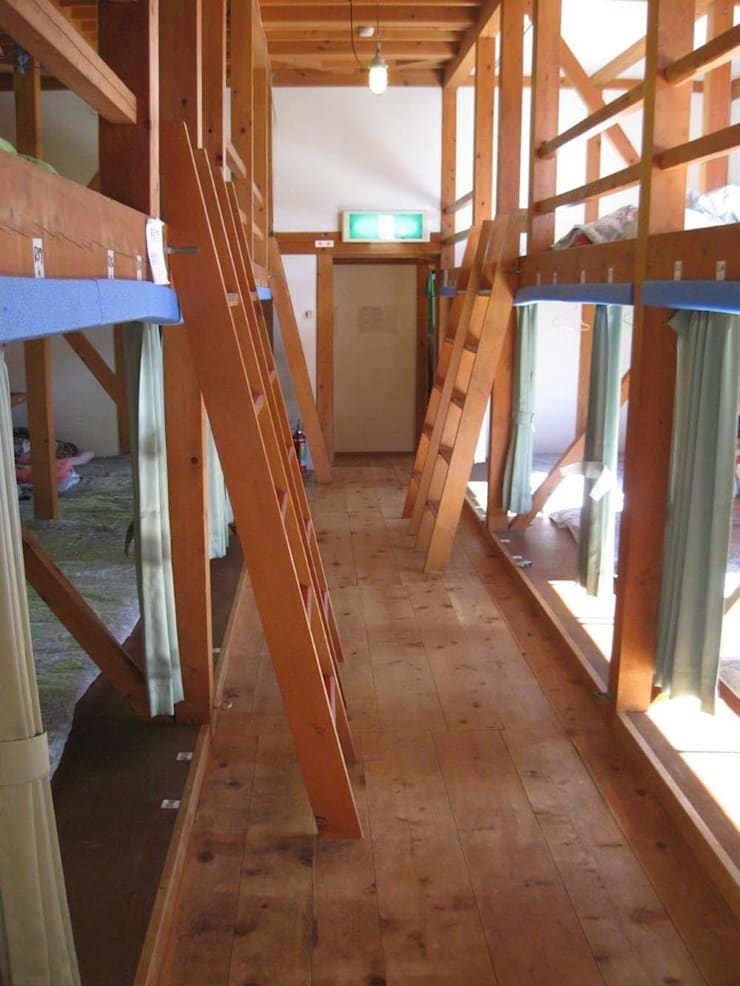 室内-03 オリジナルなホテル の 唐崎計画設計工房 オリジナル