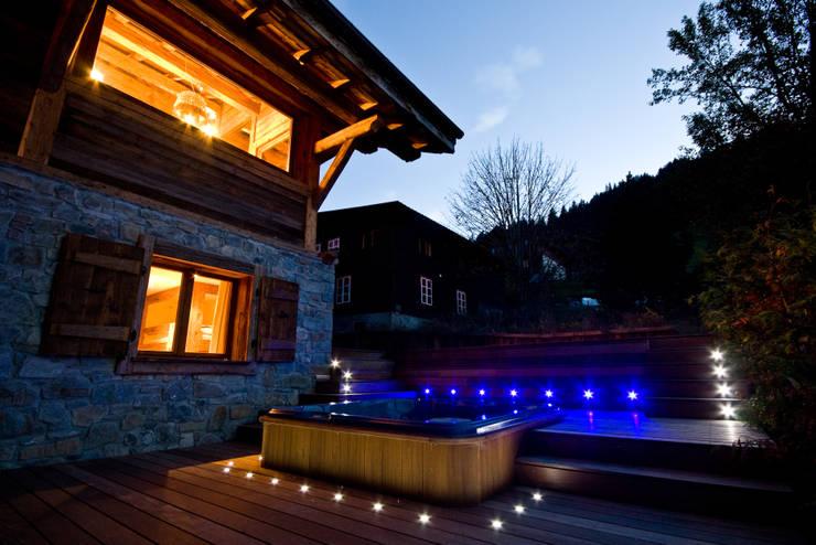 modernes Spa von shep&kyles design