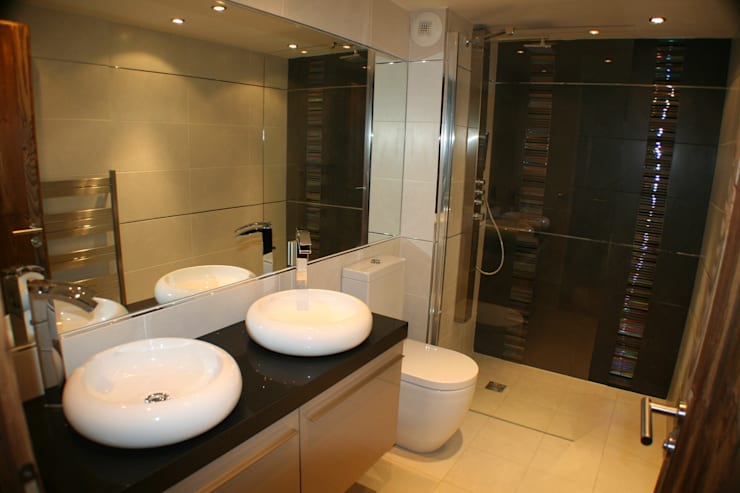 landhausstil Badezimmer von shep&kyles design