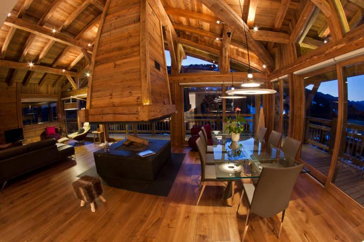Столовые комнаты в . Автор – shep&kyles design