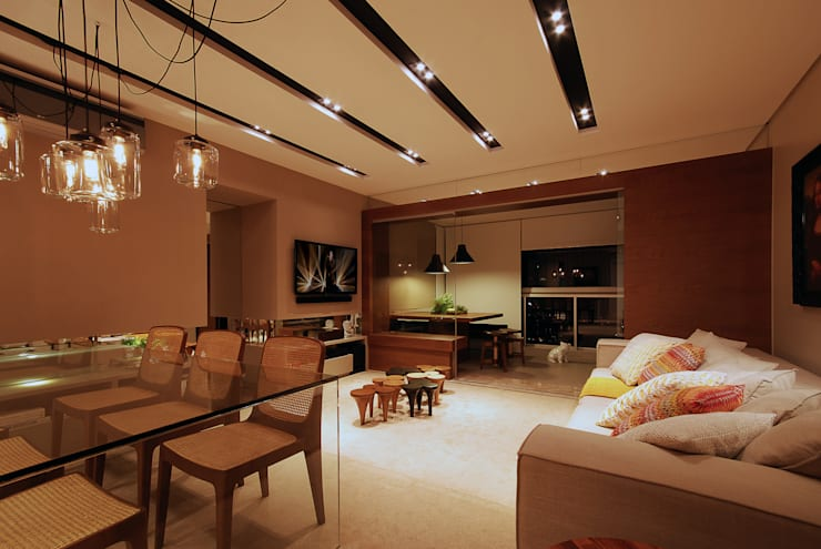 Living: Salas de estar modernas por Neoarch