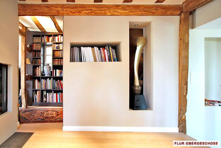 Projekty,  Domowe biuro i gabinet zaprojektowane przez Architekturbüro Hans-Jürgen Lison