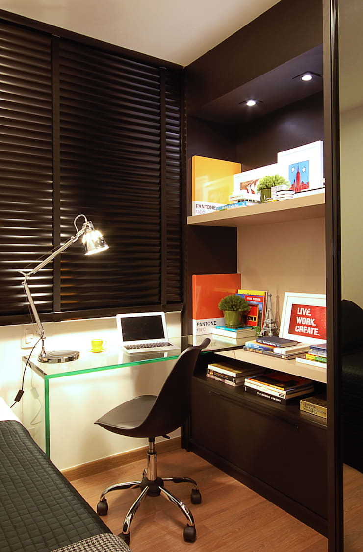 Home Office: Escritórios  por Neoarch