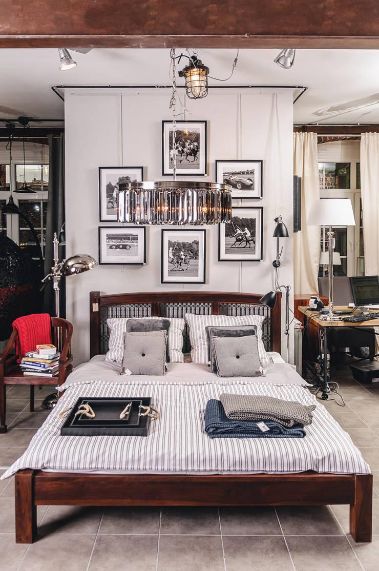 Sypialnie: styl , w kategorii Sypialnia zaprojektowany przez House&more,