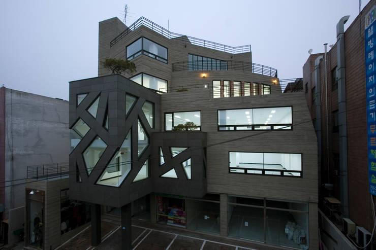 Office buildings by 국민대학교
