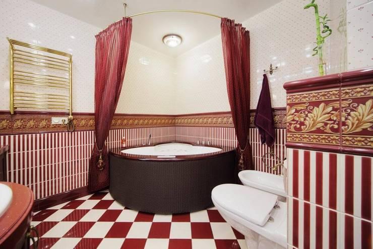 Галина Глебоваが手掛けた浴室