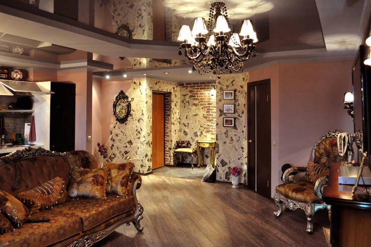 Salon de style  par Tutto design,