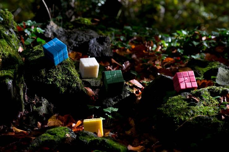 Into the woods: Hogar de estilo  de Espelma&Louise