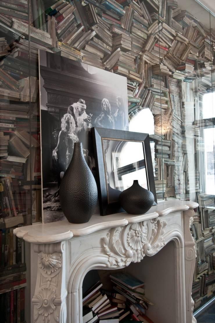 Офис: Офисы и магазины в . Автор – S,Y,D interiors,