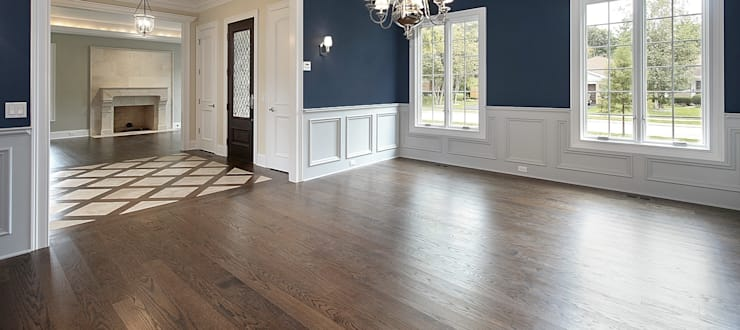 Classic style walls & floors by Profi Parkiet II Classic