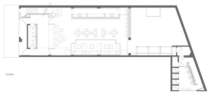 Stereo Club | casa noturna:   por ARQdonini Arquitetos Associados