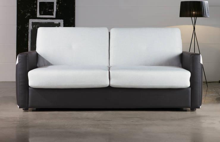 Gamamobel Sofa-Bed: Arles: Salones de estilo  de Gamamobel Spain