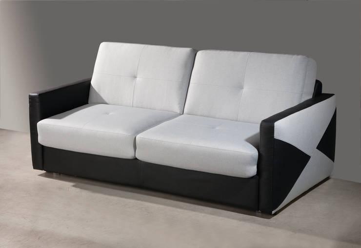 Gamamobel Sofa-Bed: Arles: Dormitorios de estilo  de Gamamobel Spain