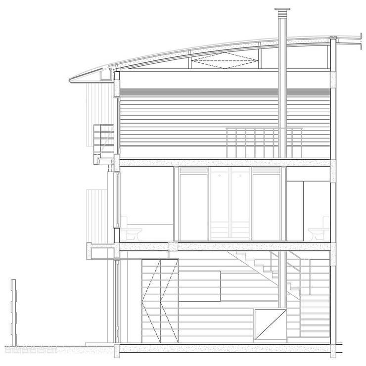Barra do Una | condomínio:   por ARQdonini Arquitetos Associados