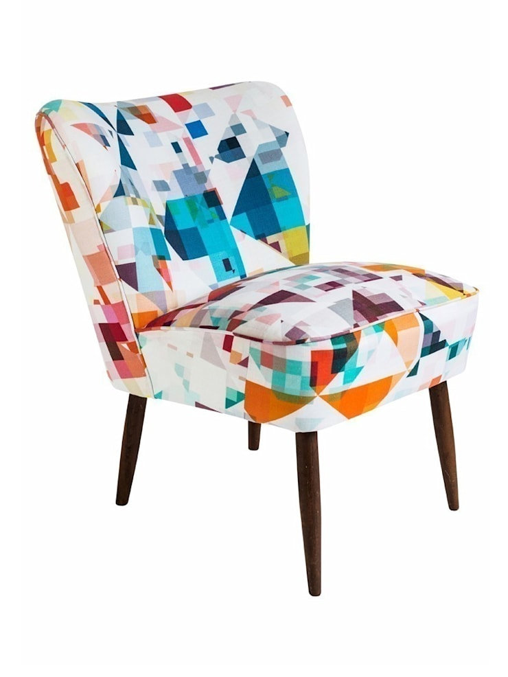 Flocktail Chair - Northmore Major:  Living room by Luku Home