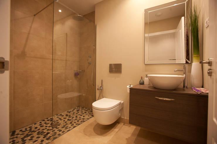 moderne Badezimmer von hormak