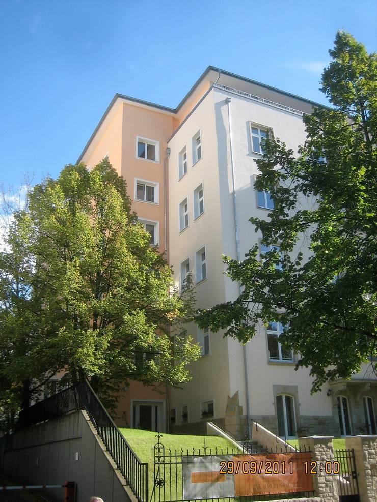 Umbau Einer Stadtvilla Landhausstraße 30 10717 Berlin Wilmersdorf
