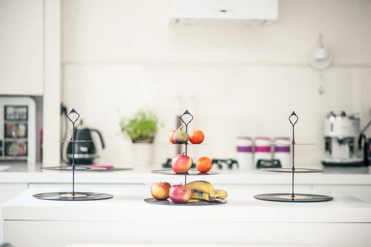 Patera VINYL: styl , w kategorii Kuchnia zaprojektowany przez RefreszDizajn