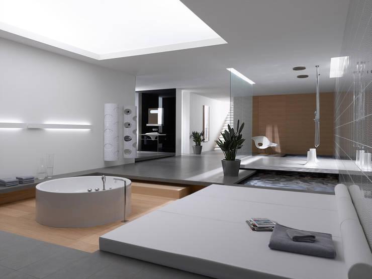 Ysk Dekorasyon – BANYO TASARIMI: modern tarz Banyo