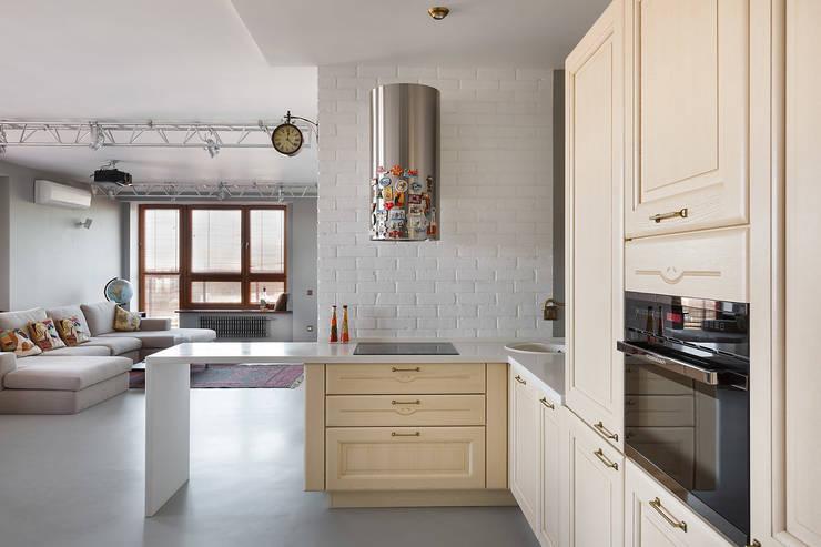 Квартира: Кухни в . Автор – частная практика