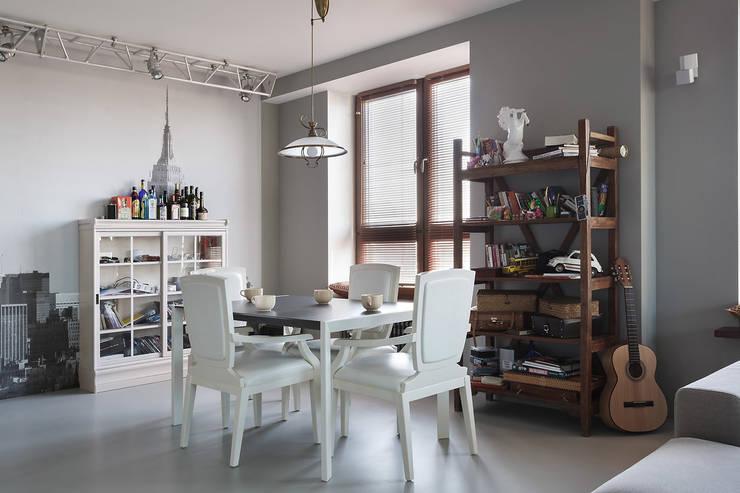 Квартира: Столовые комнаты в . Автор – частная практика