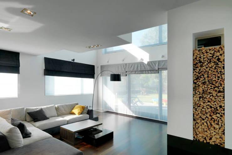 Salon: styl , w kategorii Salon zaprojektowany przez living box,