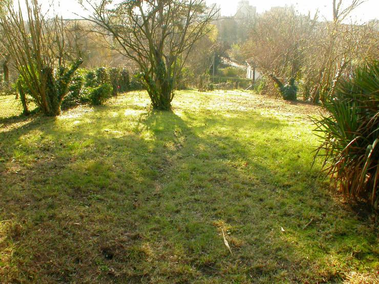 Projekty,  Ogród zaprojektowane przez dominique tessier et associés