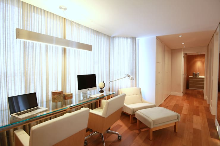 Study/office by MeyerCortez arquitetura & design